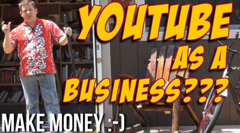 How to Start a Successful Youtube Channel As A Business (Your Video Business Plan)