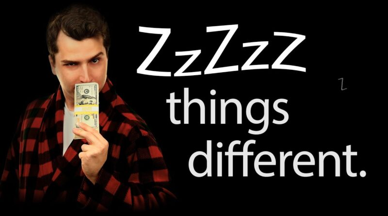 Deadbeat Revolution: ZzZzZz Things Different.